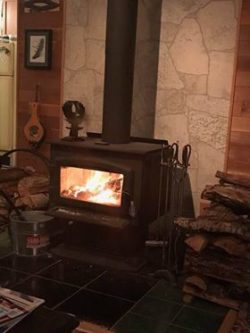 For Sale Drolet Wood Burning Stove Whiteshell Cottagers Association