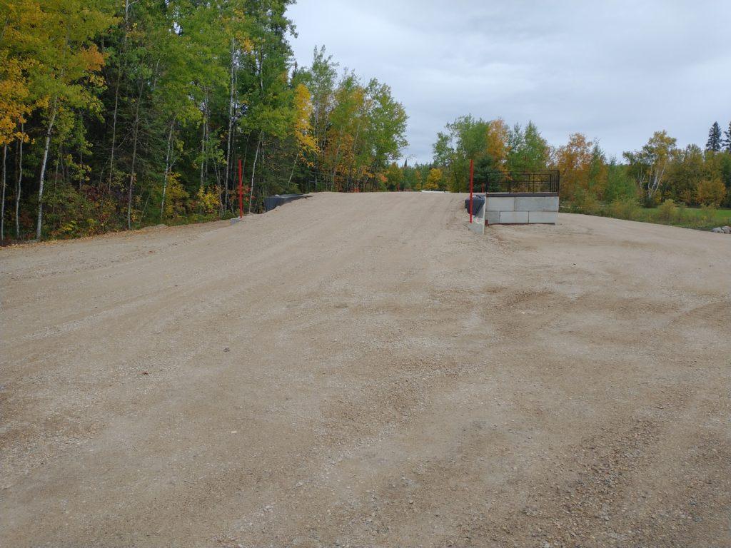 Otter Falls Site Sept 2021